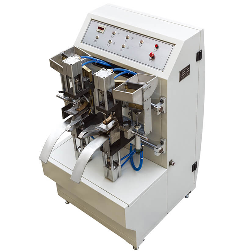 RS-A Four heads paper bag eyelet machine