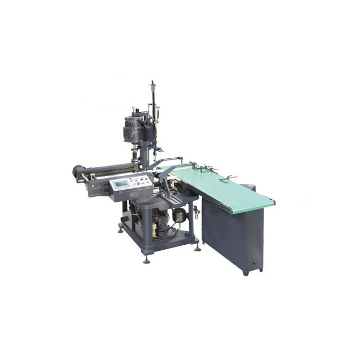 RSK-420B SEMI AUTOMATIC RIGID BOX MAKING MACHINE