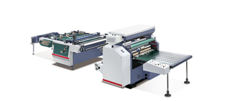 FY-1050M Semi-Automatic Thermal Film Laminating Machine