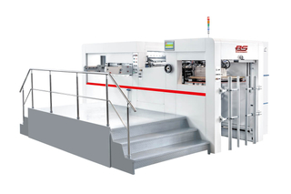 RS-1060SQ AUTOMATIC DIE CUTTING MACHINE WITH STRIPPRING